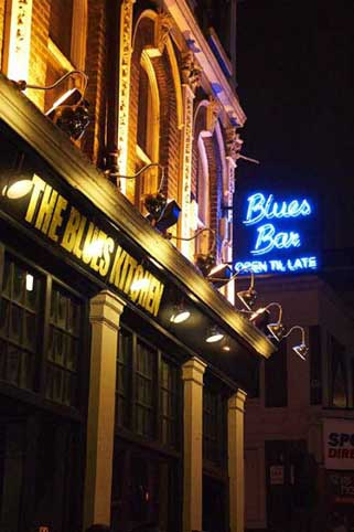 The Blues Kitchen